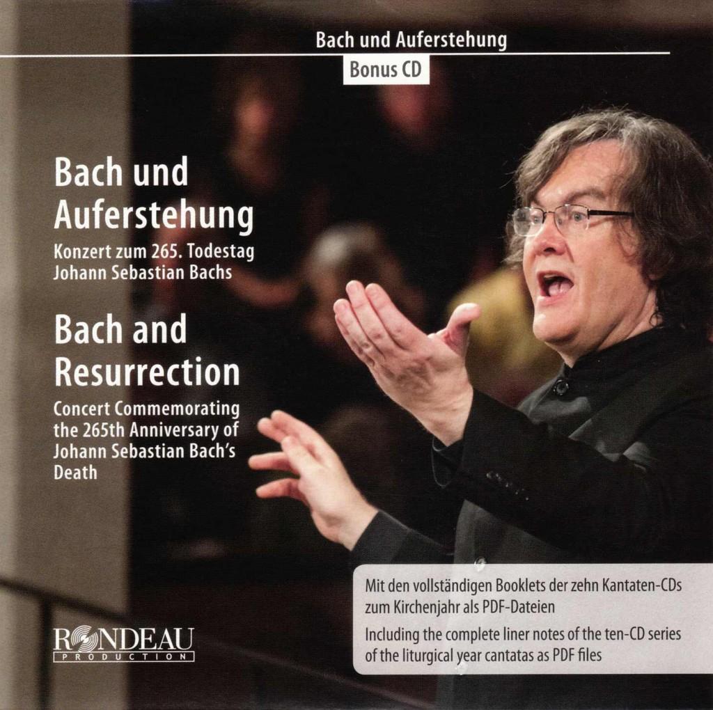 CD_02a_Cover Bach und Auferstehung