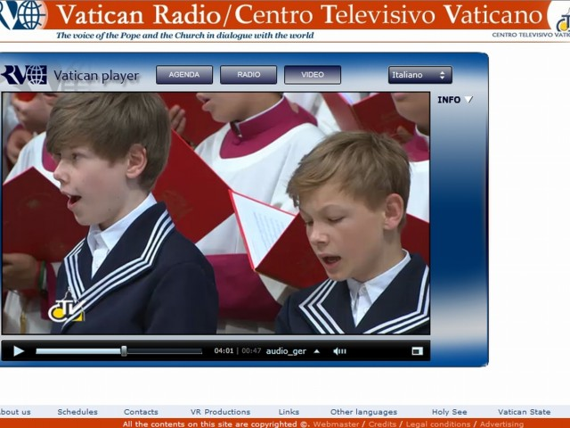 Radio Vatikan TV